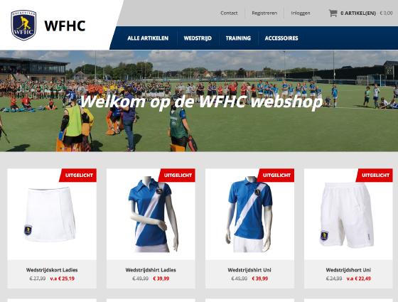 Webshop Clunbwereld
